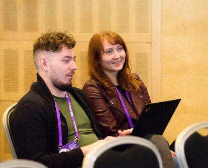 IT-команда ГК «МОНОПОЛИЯ» выступила на конференции SQA Days