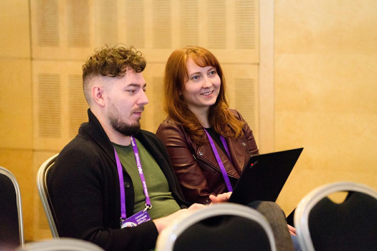 IT-команда ГК «МОНОПОЛИЯ» на конференции SQA Days