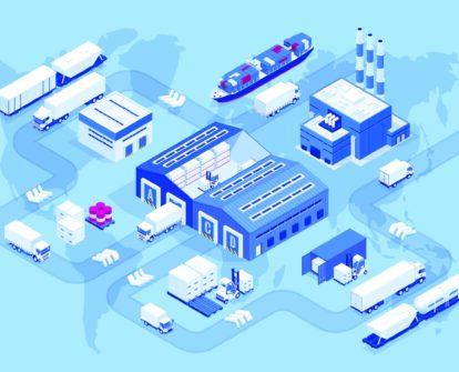Digital technologies in the Ural logistics market