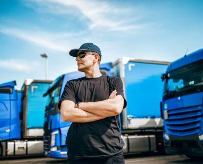 Happy Trucker's Day!